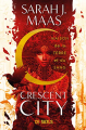 Couverture Crescent City, tome 1 : Maison de la Terre et du Sang Editions de Saxus 2021