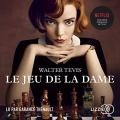 Couverture Le Jeu de la Dame Editions Lizzie 2021