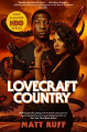 Couverture Lovecraft Country Editions Picador 2017