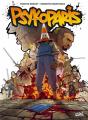 Couverture Psykoparis, intégrale Editions Soleil 2021