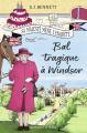 Couverture Bal tragique à Windsor Editions Presses de la cité 2021