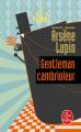 Couverture Arsène Lupin gentleman cambrioleur Editions Le Livre de Poche 2011