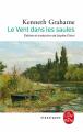 Couverture Le vent dans les saules Editions Le Livre de Poche (Classiques) 2021