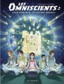 Couverture  Les Omniscients, tome 2 : Les Autres Editions Le Lombard 2021
