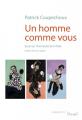 Couverture Un homme comme vous Editions Seuil 2014