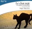 Couverture Le chat noir et autres contes fantastiques / Le chat noir et autres nouvelles / Le chat noir Editions Gallimard  2015