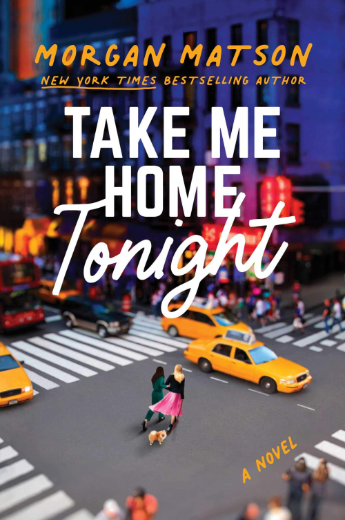 Couverture Take Me Home Tonight