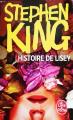 Couverture Histoire de Lisey Editions Le Livre de Poche 2009