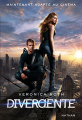 Couverture Divergent / Divergente / Divergence, tome 1 Editions Nathan 2012