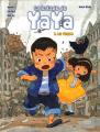 Couverture La balade de Yaya, tome 1 : La fugue Editions Fei 2019