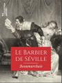 Couverture Le Barbier de Séville Editions Bibliothèque nationale de France (BnF) 2018