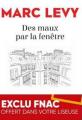 Couverture Des maux par la fenêtre Editions Robert Laffont / Versilio 2020