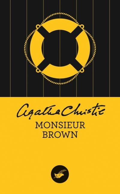 Couverture Mr Brown / Mr. Brown / Monsieur Brown