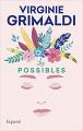 Couverture Les Possibles Editions Fayard 2021