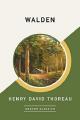 Couverture Walden ou la vie dans les bois / Walden Editions Amazon (Classics) 2017