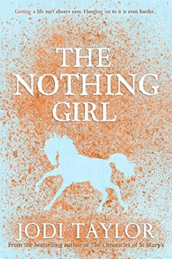 Couverture Frogmorton Farm Series, book 1: The Nothing Girl