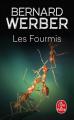 Couverture La trilogie des fourmis, tome 1 : Les fourmis Editions Le Livre de Poche 2020