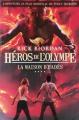 Couverture Héros de l'Olympe, tome 4 : La Maison d'Hadès Editions France Loisirs 2015