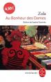 Couverture Au Bonheur des Dames Editions Le Livre de Poche (Classiques) 2018