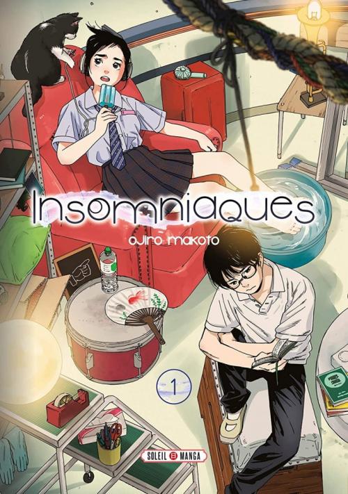 Couverture Insomniaques, tome 1