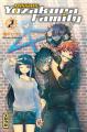 Couverture Mission : Yozakura Family, tome 2 Editions Kana (Shônen) 2021