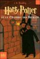 Couverture Harry Potter, tome 2 : Harry Potter et la chambre des secrets Editions Folio  (Junior) 2007