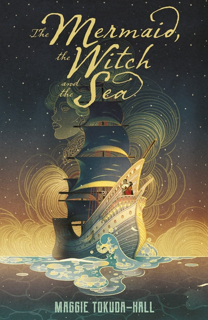 Couverture The Mermaid, the Witch and the Sea