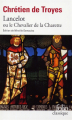 Couverture Lancelot, le chevalier de la charrette / Lancelot ou le chevalier de la charrette Editions Folio  (Classique) 2020
