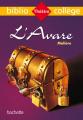 Couverture L'Avare Editions Hachette (Book Group) 2010