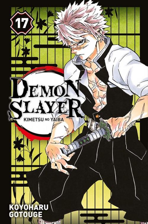 Couverture Les rôdeurs de la nuit / Demon Slayer, tome 17