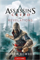 Couverture Assassin's Creed, tome 4 : Revelations Editions Castelmore 2013
