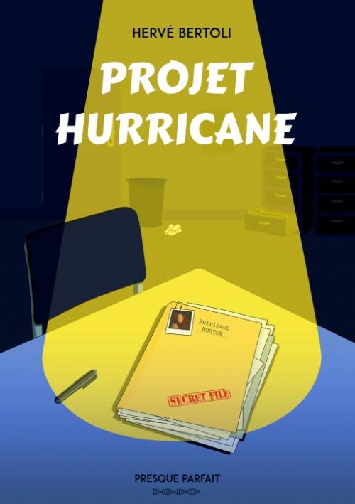 Couverture Projet Hurricane