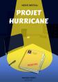 Couverture Projet Hurricane Editions Autoédité 2020