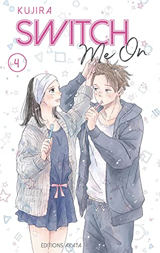 Couverture Switch me on, tome 4