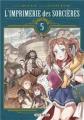 Couverture L'imprimerie des sorcières, tome 5 Editions Soleil (Manga - Fantasy) 2021