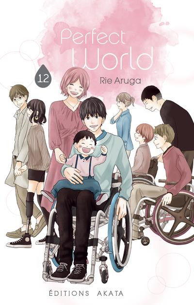 Couverture Perfect world, tome 12