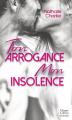 Couverture Ton arrogance mon insolence Editions HarperCollins (Poche) 2020