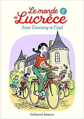 Couverture Le monde de Lucrèce, tome 6