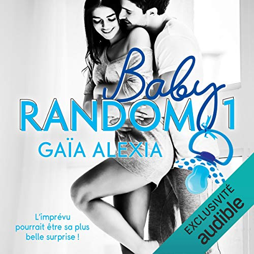 Couverture Baby random, tome 1