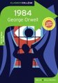 Couverture 1984 Editions Belin / Gallimard (Classico - Collège) 2021