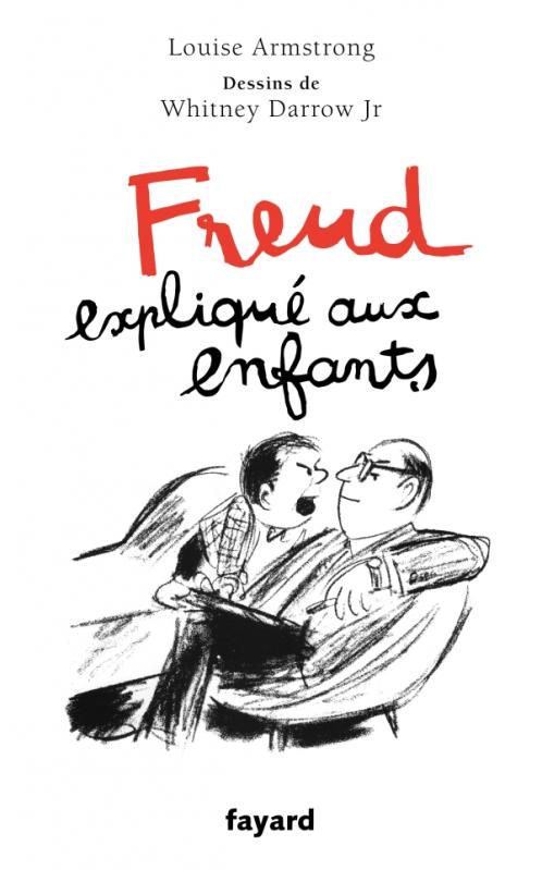 Couverture Freud expliqué aux enfants
