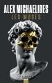 Couverture Les muses  Editions Calmann-Lévy 2021