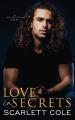 Couverture Love Distilled, book 3: Love in Secrets Editions Autoédité 2021