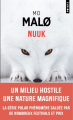 Couverture Nuuk Editions Points 2021