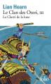 Couverture Le Clan des Otori, tome 3 : La Clarté de la lune Editions Folio  2021