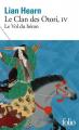 Couverture Le Clan des Otori, tome 4 : Le Vol du héron Editions Folio  2021