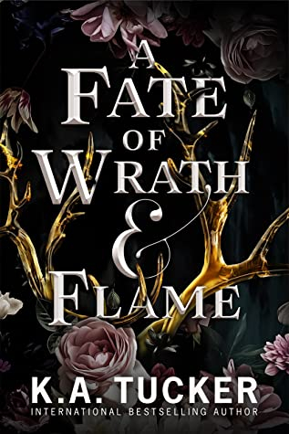 Couverture Fate & Flame, book 1: A Fate of Wrath & Flame
