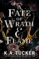 Couverture Fate & Flame, book 1: A Fate of Wrath & Flame Editions Autoédité 2021