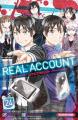 Couverture Real account, tome 24 Editions Kurokawa (Shônen) 2021