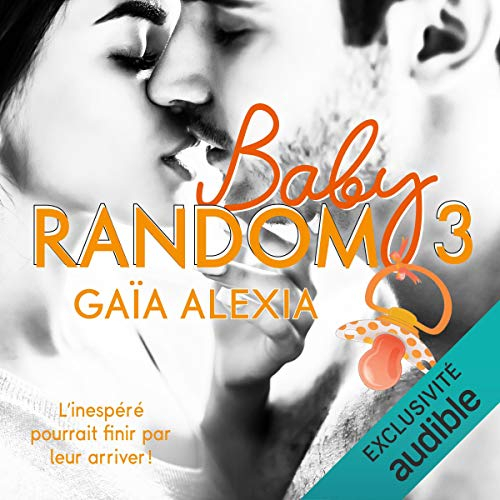 Couverture Baby random, tome 3
